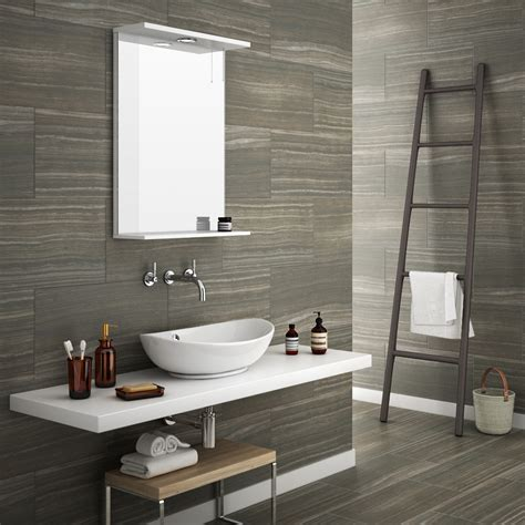 how to get the bathroom tiling effect on a budget wood effect floor tiles bathroom carpet vidalondon
