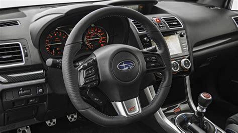 subaru wrx interior 2016 2016 subaru wrx sti interior united cars united cars