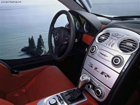 mercedes mclaren interior sports cars mercedes benz slr interior