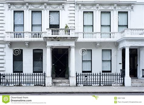 Tiny Victorian House Plans victorian house facade in london royalty free stock photos