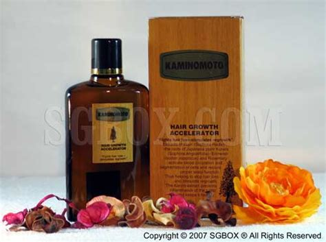 Jual Kaminomoto Hair Growth Accelerator jual serum alami penumbuh rambut kaminomoto hair growth