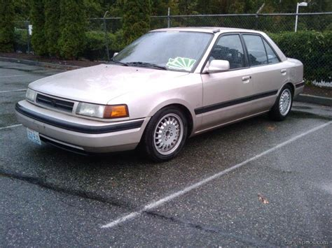 car owners manuals for sale 1992 mazda protege spare parts catalogs 1992 mazda protege sedan specifications pictures prices