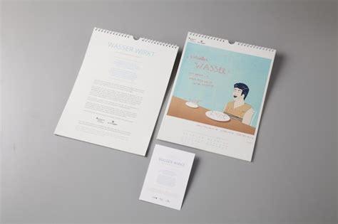 design made in germany kalender wasser wirkt ein kalender f 252 r unicef