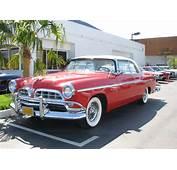 Classic Cars 1955 Chrysler Windsor  SVMS Times