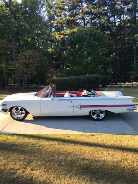 1960 Chevrolet Impala Convertible Ls 6 0 Liter Fi Engine