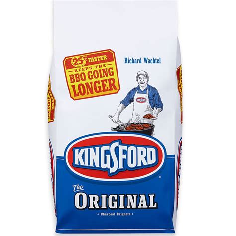 review and rating of the brand new kingsford charcoal