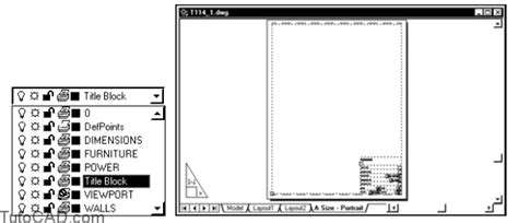 autocad layout template tutorial how to create use layouts in templates autocad