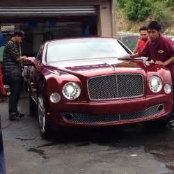 Bentley Smith J R Smith S Bentley Mulsanne Cars