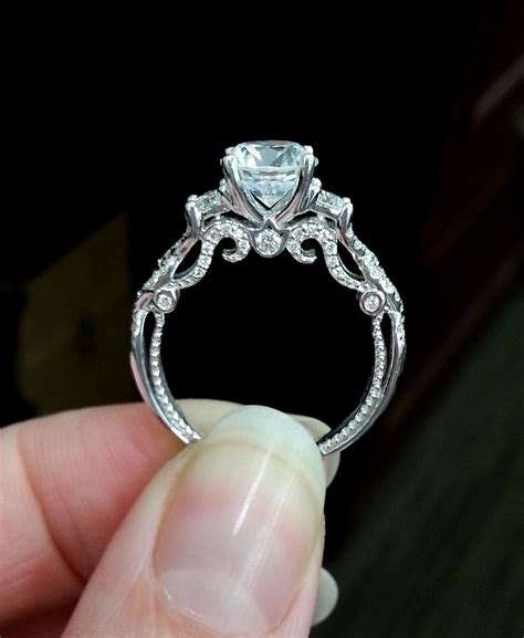 All Engagement Ring by Verragio Engagement Ring Style 7074 From The Insignia