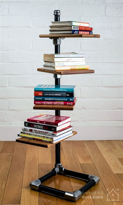 diy bookshelf ideas  designs