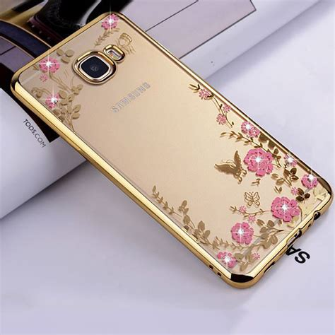 Softcase Samsung Galaxy A7 2017 Bling Iring Tali secret a3 chinaprices net