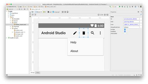 grid layout android studio android developers blog android studio 2 2 preview new