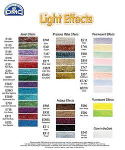 effects of color items similar to dmc light effect floss full set of 36
