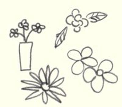 why doodle flowers how to decipher your doodles