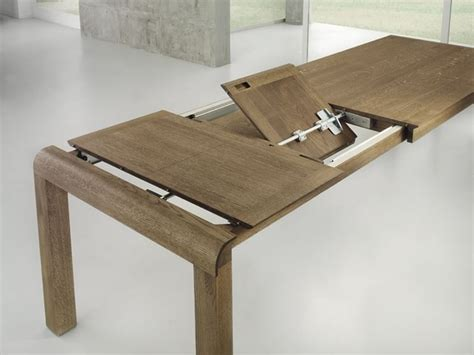 meccanismo per tavolo allungabile tavoli allungabili in legno tavoli tavoli in legno