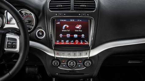dodge dart navigation upgrade fiat freemont gps navigation system upgrade for uconnect 8 4 quot
