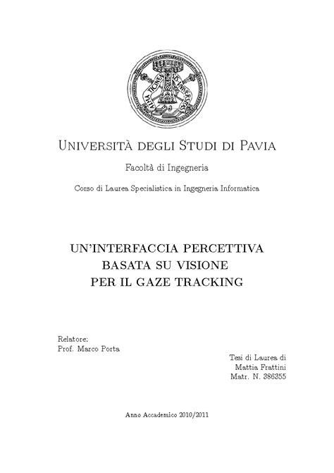 ingegneria informatica pavia universit 224 degli studi di paviafacolt 224 di ingegneriacorso