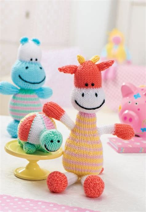 Free Knitting Patterns Toys Dolls Clothes