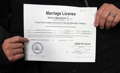 Washington State Marriage Records Criminal Record Check Usa