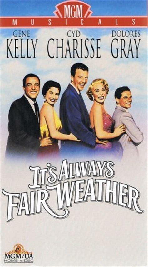 film it always fair weather it s always fair weather movie gene kelly cyd charisse