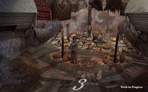 Syberia Jeu Playstation 3 syberia videogame syberia 3 screenshots revealed