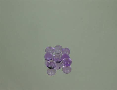 Purple Glass Vase Fillers by Purple Jelly Decor Purple Centerpiece Filler