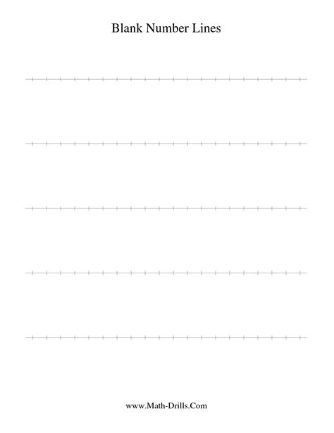 printable number line with words fraction number line worksheets printable 7 best images