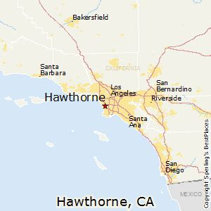 hawthorne california best places to live in hawthorne california