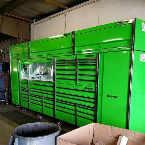 snap on garage cabinets