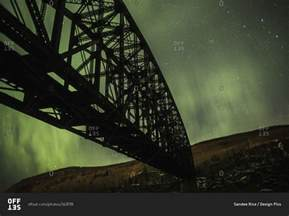 Architectural Trends mears memorial bridge and northern lights alaska united
