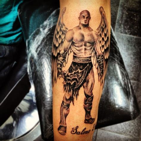 male guardian angel tattoo eemagazine com