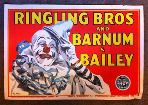 Barnes And Bailey Circus by Vintage Ringling Brothers And Barnum And Bailey Circus