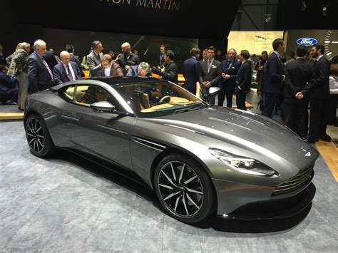 green aston martin db11 the good the bad and the ugly of the geneva motor show