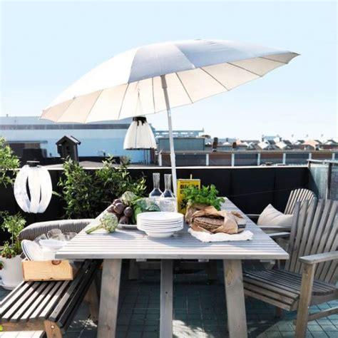 terrasse schirm sonnenschirm ratgeber f 252 r balkon und terrasse living
