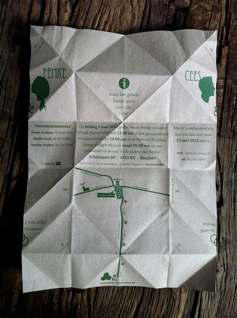 origami wedding invitation origami wedding invitation on behance