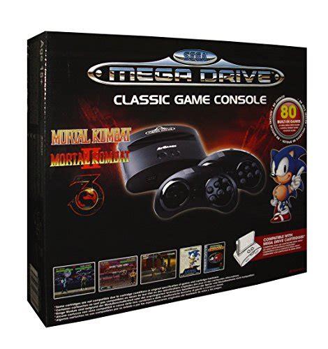 genesis console sega mega drive retro console comes with 80 classic