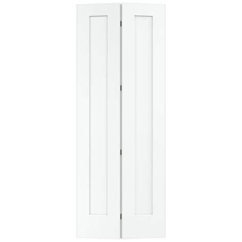 36 x 96 interior door 36 in x 96 in composite white interior bi fold door