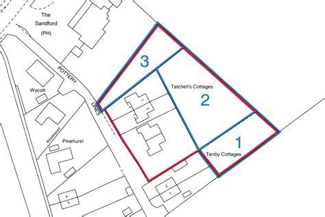 estate layout plan land registry guidance for preparing plans for land registry