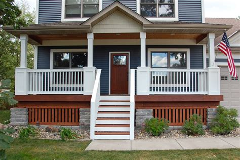 Front Porch Deck Ideas by Front Porch Deck Ideas