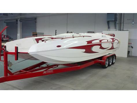 magic deck boat for sale 2003 magic 28 deck boat powerboat for sale in arizona