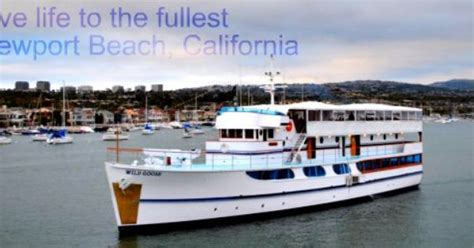 wild goose boat john wayne once owned this boat the wild goose is now a
