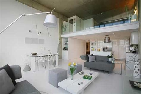 Apartment With Loft Space Loft Apartment In By Spaces Freshome