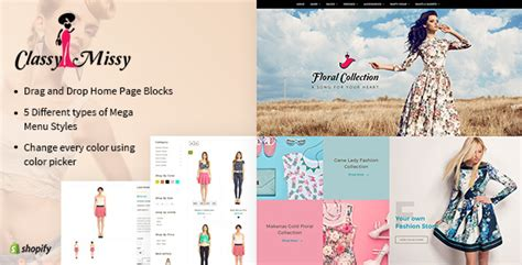 shopify themes reddit free download classy missy fashion store responsive