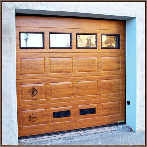 prezzi porte sezionali per garage peli porte sezionali