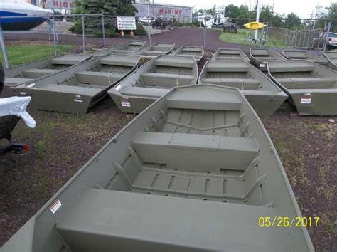 14x48 jon boat crestliner 1448 cr jon boats for sale boats