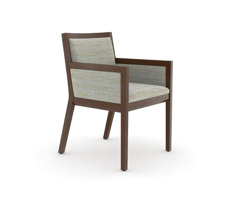 Edge Furniture by Edge Side Chair Closed Arm Closed Back Visitors
