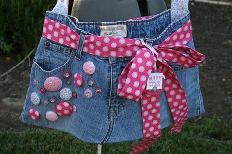 decorar jeans con botones siete ideas para decorar un bolso de jean en reciclaje