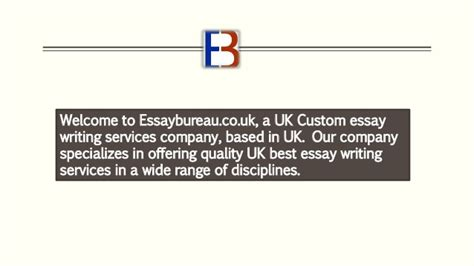 Uk Essay Writing Services by Uk Custom Essay Writing Services
