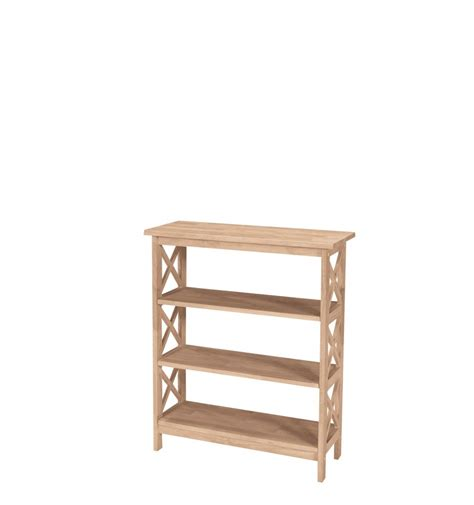30 inch x sided bookcases wood you furniture