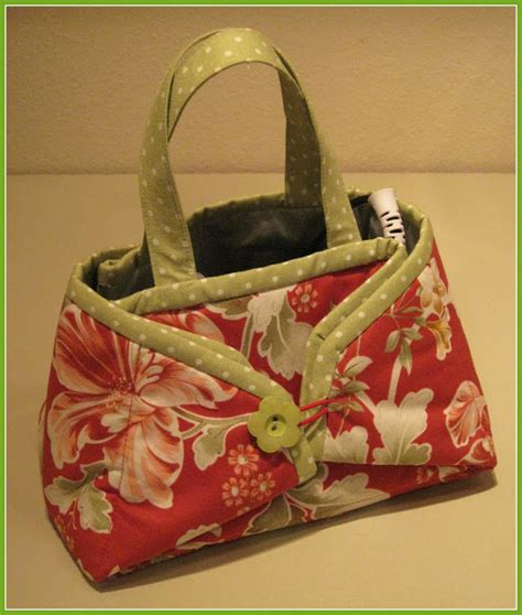Mug Bags Patchwork Pattern - t in the burg iron tote